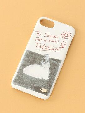 [Rakuten Fashion]【SALE/57%OFF】snidel&B.B.iPhoneケース SNIDEL スナイデル ファッショングッズ 携帯ケース/アクセサリー ホワイト ピンク【RBA_E】