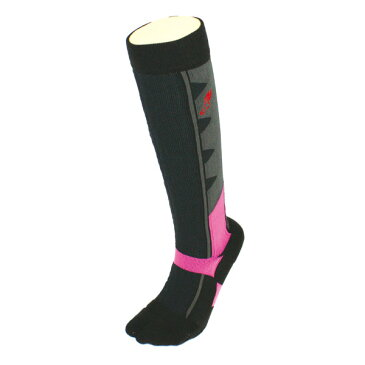 V-system〔ソックス〕 TABI Condition Socks VS-SW103 BK/PK スキー スノーボード