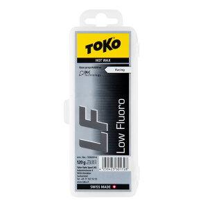 TOKO 〔トコワックス〕 トリブロックLFブラック 120g スキー スノーボード 固形
