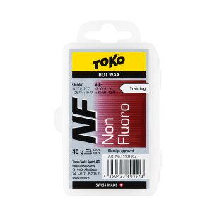 TOKO 〔トコワックス〕 NFレッド 40g スキー スノーボード 固形
