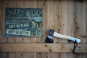 斧キャンプハチェット今鶴羽根10528キャンプアウトドア薪作りプランディファイヤーサイド送料無料