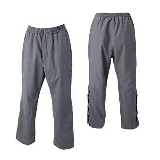 曼城 (上) 02P31Aug14 婦女拉伸雨褲為女裝雨衣雨衣 ODP86025 008 (木炭)