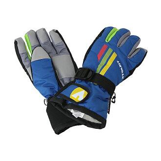 AIRWALK(空氣行走)青少年男孩手套手套AW-7101 BLUE(藍色)