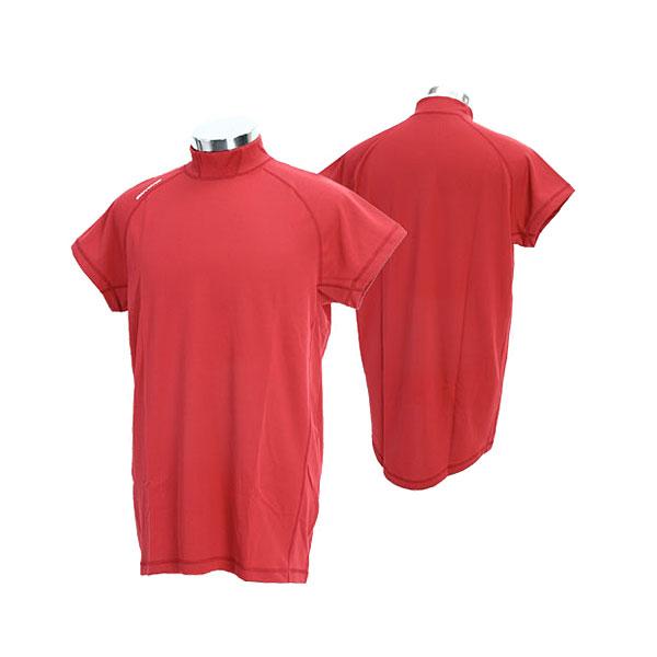 056 durable distinguished shoulder sleeve ONYONE baseball gear OKA96401 On Yo Ne men training suit high gray termiddle neck shoulder sleeve (crimson) 02P28oct13