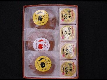 和菓子/代表銘菓7ヶ詰め合せ(もなか・どらやき)