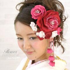 髪飾り 大粒のラメがキラキラと輝く♪ 振袖 , 成人式 , 袴 , 卒業式 , ヘアアクセ , 髪留め , ...