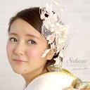 髪飾り 淡い色合いの桜モチーフで優しい雰囲気に♪ ヘアアクセサリー , 髪留め , 成人式 , 振袖...