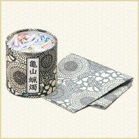 亀山五色蝋燭(かめやまごしきろうそく)風呂敷付き