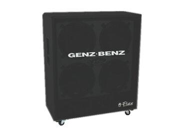 【在庫あり・即納OK!】アンプ・キャビネットカバー GENZ-BENZ (外寸 H85 x W76 x D35 cm)