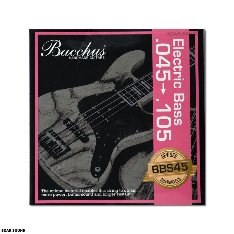 ベース用アクセサリー・パーツ, 弦  1 Bacchus 3040-100 045-105 050-110 ( BBS40 BBS45 BBS50 )