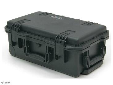 プロ・業務用仕様 CROXS キャリーケース 57.0×35.5×22.5cm 空気圧自動調整 CX-series 機材ケース CX5219 照明機材・音響機材・撮影機材・楽器機材などに
