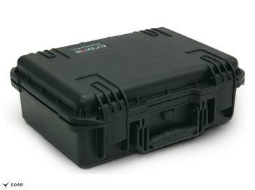 プロ・業務用仕様 CROXS 手提げタイプ 47.2×35.5×16.8 空気圧自動調整 CX-series 機材ケース CX4316 照明機材・音響機材・撮影機材・楽器機材などに