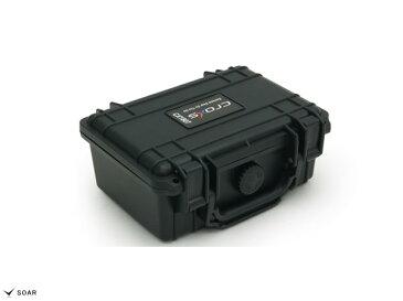 プロ・業務用仕様 CROXS 21.0×16.7×9.0 空気圧手動調整 CX-series 機材ケース CX1807 照明機材・音響機材・撮影機材・楽器機材などに