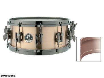 SONOR ソナー スネアドラム ブロンズ 14x6 インチ アート・デザイン AS12-1406BRB 小太鼓 コンサートスネアドラム