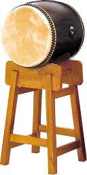 【受注製作】1尺4寸(42cm) 大太鼓 (宮太鼓) 集成けやき Wadaiko Syusei 和太鼓 WOM-14