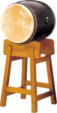 【受注製作】2尺(60cm) 大太鼓 (宮太鼓) 集成けやき Wadaiko Syusei 和太鼓 WOM-20