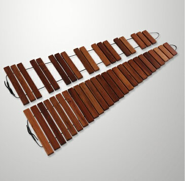 【受注製作】 ADAMS アダムス ソリストシロフォン用 音板一式 木琴 AD-XS1H/40CB