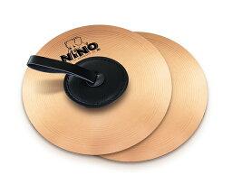 SUZUKI ニノ 合わせシンバル 12インチ 2枚組 1セット 教育楽器 NINO-BO30 打楽器 キッズ 子供 こども 幼児 用 シンバル