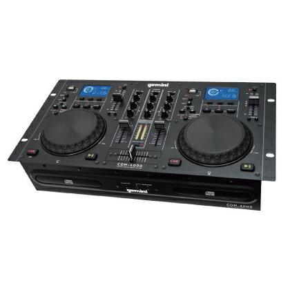 DJ機器, CDJプレーヤー gemini CDJ CD CDM-4000 CDJ