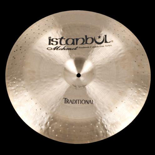 ドラム, クラッシュシンバル Istanbul Mehmet 10 Traditional Series China Cymbal