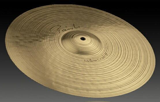 ドラム, クラッシュシンバル  18 Paiste () Signature the Paiste : Mellow Crash 18