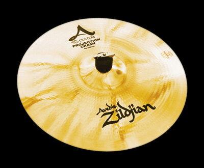 ドラム, クラッシュシンバル  Projection Crash 18 45cm Midium Thin NAZLC18PC Zildjian A Custom
