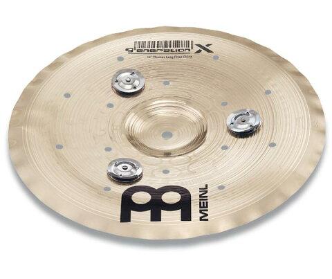 エフェクトチャイナシンバル MEINL / マイネル Generation X Series Thomas Lang's signature cymbal:Jingle Filter Chinas 12