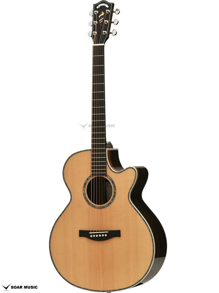 ギター, アコースティックギター Headway HSJ-5115SEZR JT Fishman Sonitone