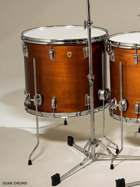 ドラム, ドラムセット Ludwig LEGACY MAHOGANY SERIES 16x18
