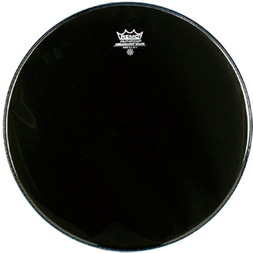 ドラム, ドラムヘッド REMO 14 Marching Snare Drum Heads Ebony FK-414SA