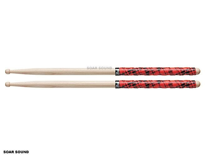 ドラム, スティック Pearl Tight Grip TG-1 TR