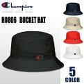 チャンピオンChampionバケットハットCロゴワッペンメンズレディースユニセックスBucketHat(H0806)