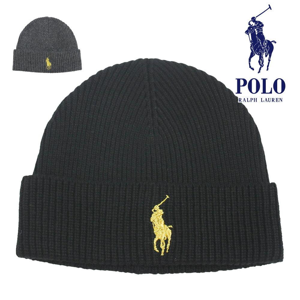 メンズ帽子, ニット帽  POLO Ralph Lauren PC0470 (1)