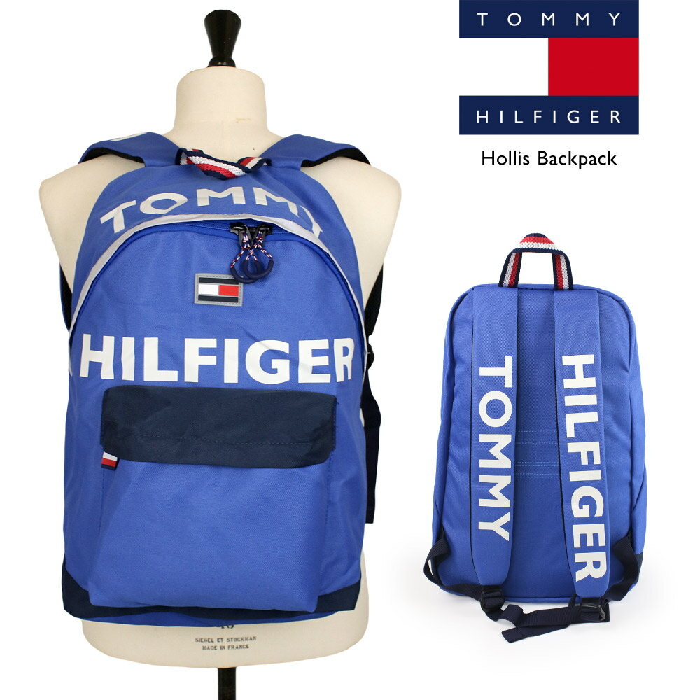 男女兼用バッグ, バックパック・リュック  TOMMY HILFIGER Hollis Backpack PC