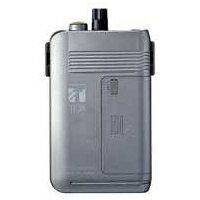 [WT-1101-C11C13]TOA300MHz帯ワイヤレスガイドシステム携帯型受信器(2チャンネル型)[WT1101-C11C13]