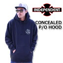 INDEPENDENT インデペンデント CONCEALED P/O ...