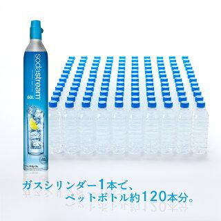 ソーダストリームジェネシスv2スターターキット<炭酸水ブランド>