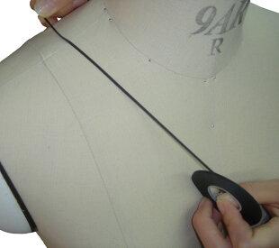 ボディラインテープBody-LineTapeICテープ巾1.5mm/16m巻黒・赤・白・青