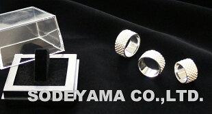 純銀製指ぬきスターリングシルバー日本製