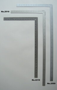 USA アルミ合金角尺 14インチ×24インチアメリカ製(約35.5cm×60.9cm)