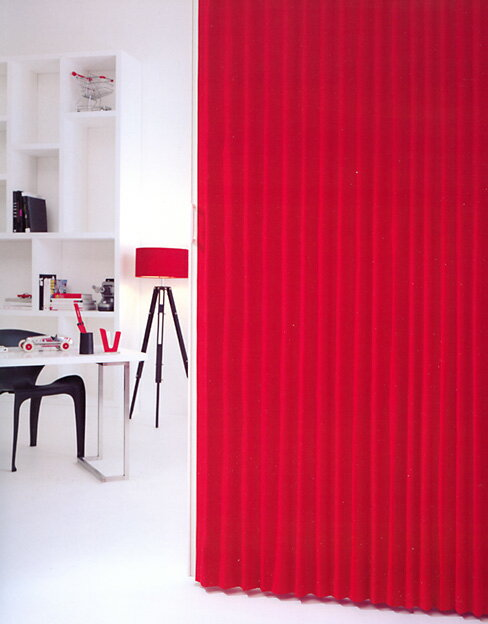 Curtains Ideas accordion curtain : soei | Rakuten Global Market: Easy mounting brackets good ...