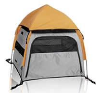 ペット テント♪全ての動物を安全に安心して運べるペット用バッグアンブレラペット Lサイズ ...