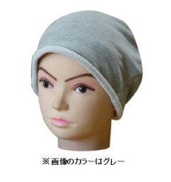 【メール便 送料185円】綿パイルのシングルワッチ カーキ C016 帽子 医療用帽子 PEER【PE】