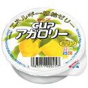 カップアガロリー カリン 83g【24個セット】キッセイ 低たんぱく ...