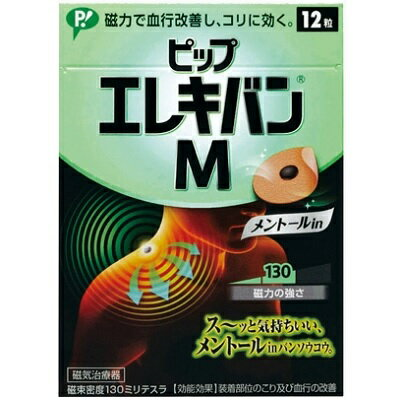 治療機器, 磁気治療器  M 12 PI