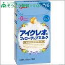 アイクレオ フォローアップミルク スティックタイプ 13.6g×10本入 4800円(税別)以上お買い上げで送料無料【PT】