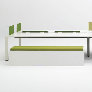 ITOKI(イトーキ)インサラータ/オフィス/収納スペース付きベンチ/幅200cm【自社便/開梱・設置付】