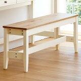 ベンチ リビングベンチ 幅110cm 木製 天然木 イトーキ カモミール ITOKI Camomille GCL-B11-NW リビング学習 作業ベンチ 椅子 Web限定