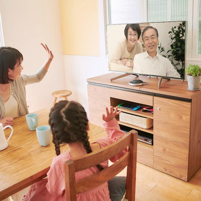 テレビボード120cm幅ハイタイプテレビ台モニター置きハイボードローボードイトーキITOKILiOLOリオロYLL-H12リビングテレビTVTV台TVボードディスプレイ収納
