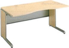 コクヨ・フレスコ・デスクFRESCOウイングテーブル(幅1400ミリ)スライドタイプ